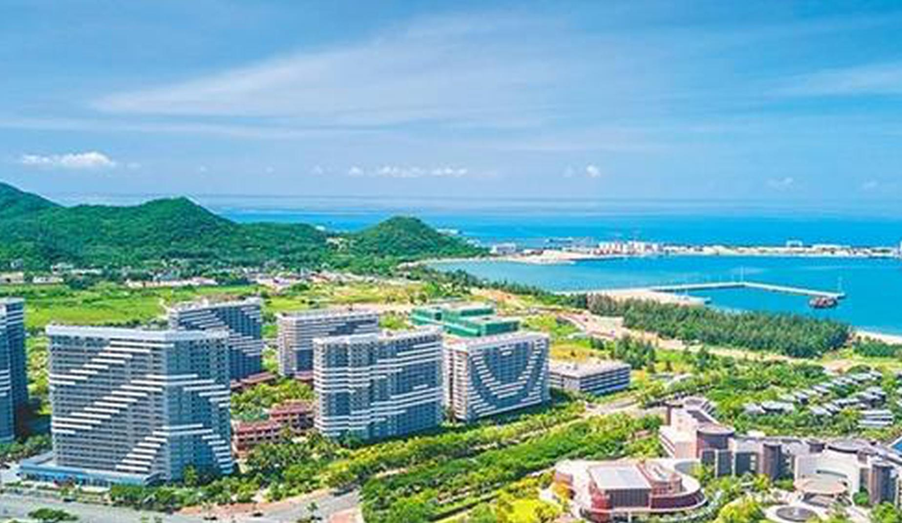 三亚发出首张建设工程规划许可证