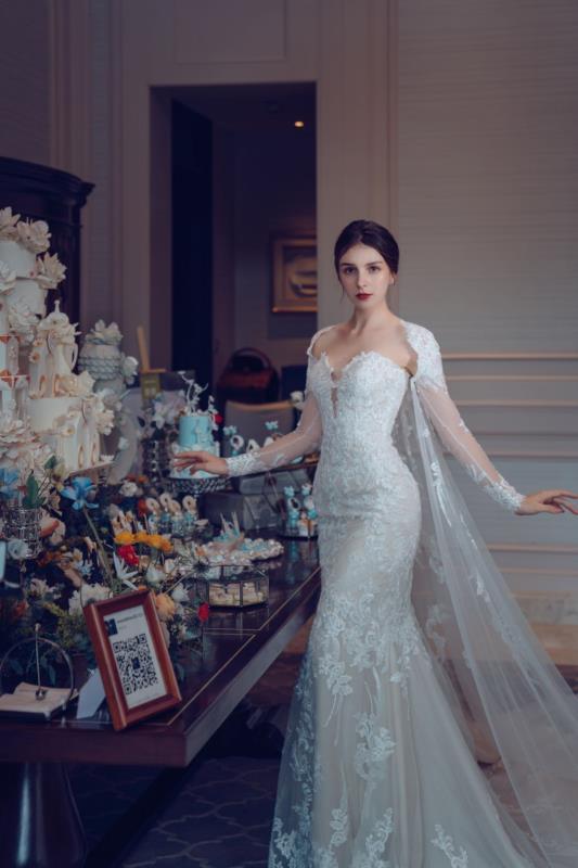 海口丽思卡尔顿酒店携手优质商家举办2020婚尚沙龙