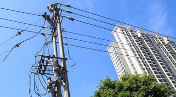 海口电网新增29条线路 缓解用电压力