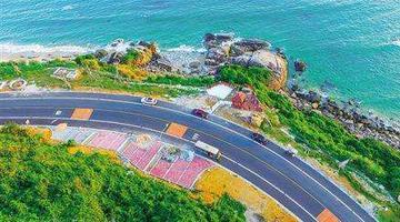 海南环岛旅游公路智慧和美丽兼具