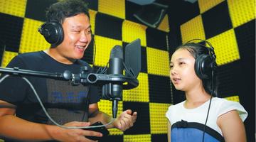 本土音乐人蔡科文组团创作海南话童谣