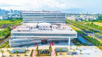 海南省儿童医院投入使用