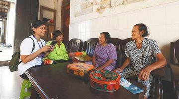 全国第六次卫生服务调查在海南开展