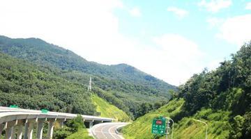 海南琼乐高速沿途风景美翻天