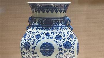 省博物馆馆藏文物在乌兹别克斯坦展出
