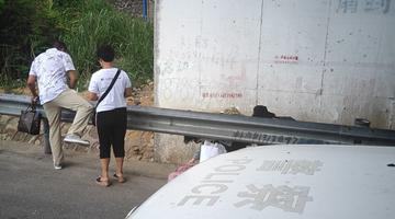 海南集中整治行人、非机动车上高速行为