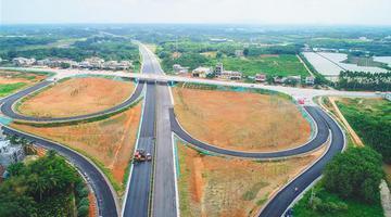 万洋高速公路年底全线开通
