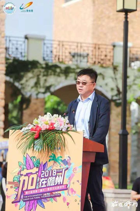 碧桂园海南区域执行总裁张国华