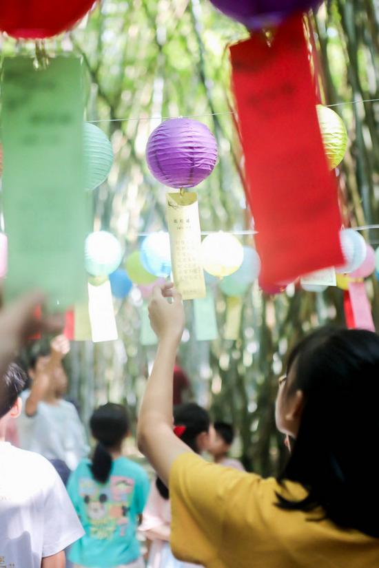 吃喝玩乐全都有 屯昌举办2021国庆游园活动