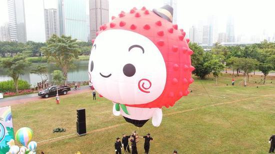 租赁热气球