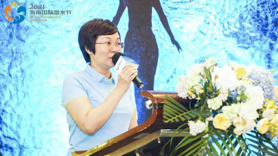 2021海南国际潜水节启动 1000位潜水网红创作大赛开启