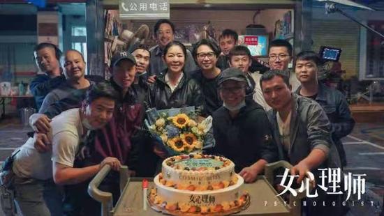 《女心理师》在三亚海旅免税城取景拍摄  杨紫井柏然等知名演员亮相