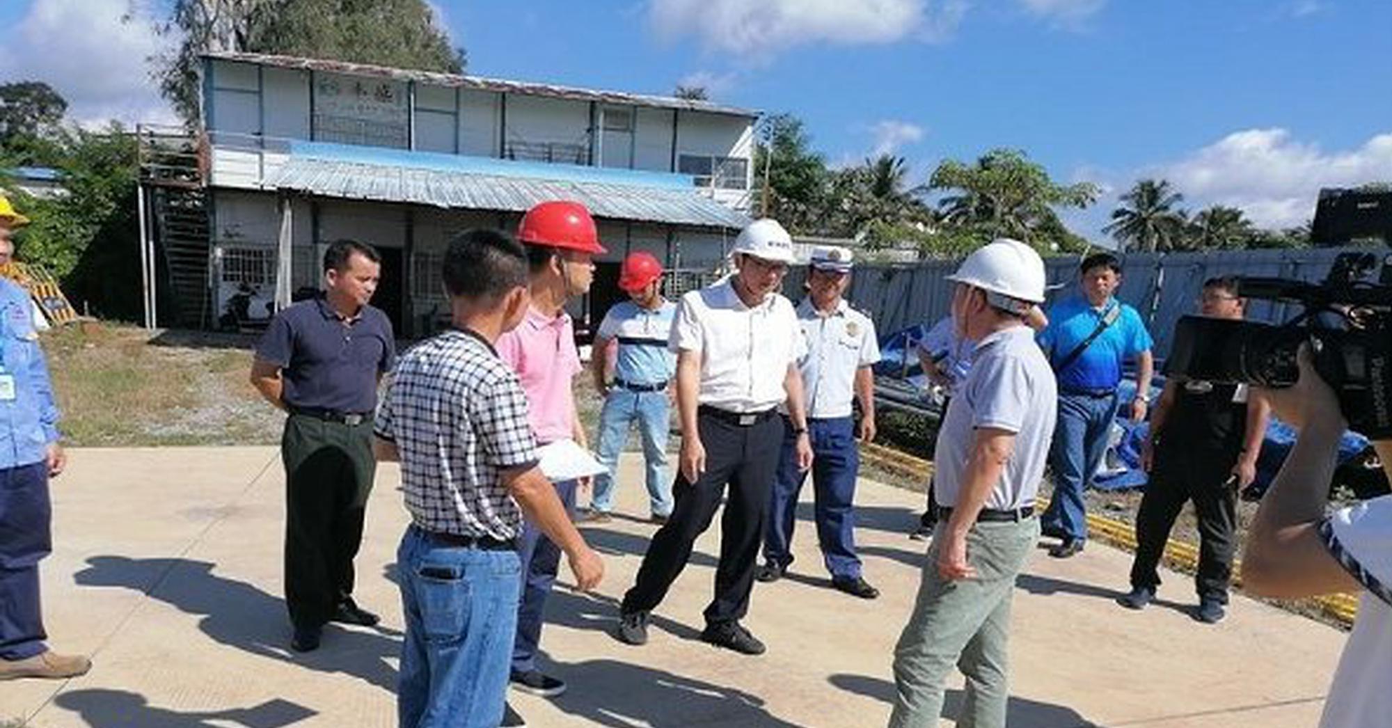加强燃气行业安全生产工作 乐东开展专项检查