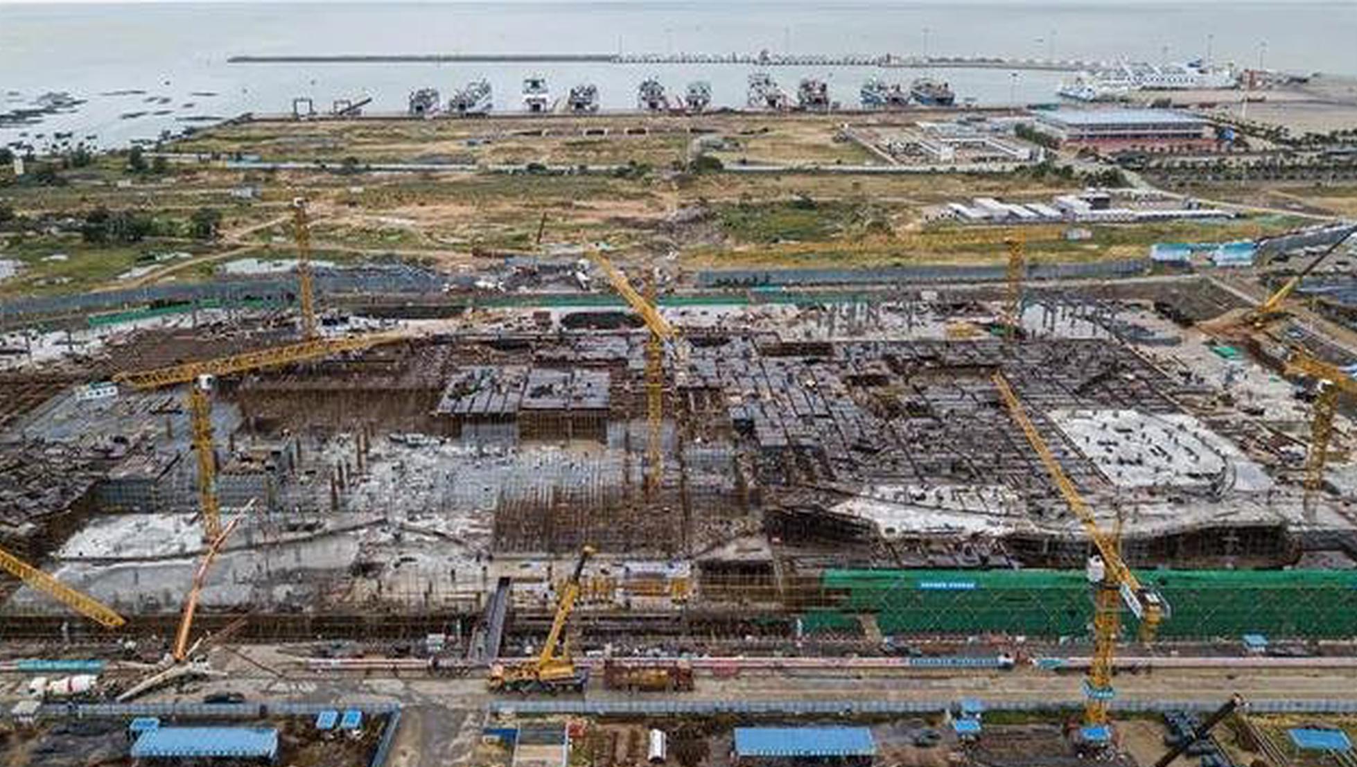 海口国际免税城项目,最新进展快看