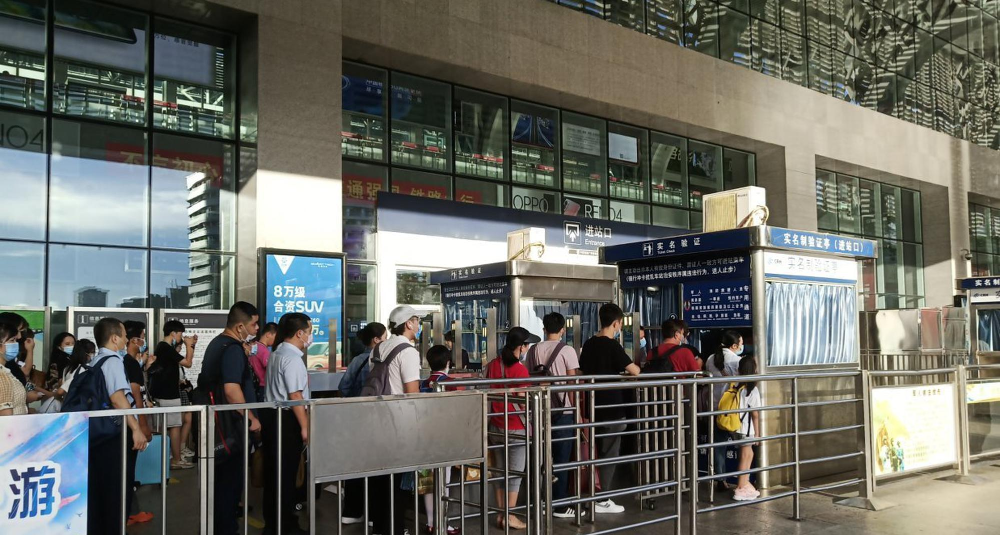 同比增长9.9%!黄金周首日海南环岛高铁发送旅客13万人次