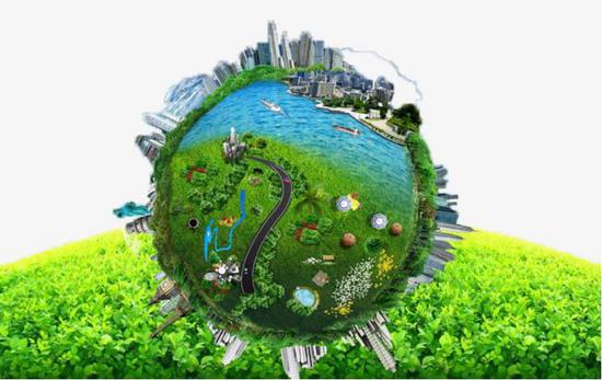守护你我的绿色家园 富力物业将环保工作进行到底