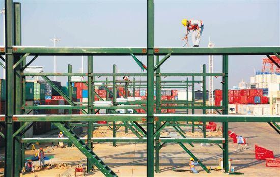 洋浦经济开发区:建设提速 港口扩容