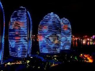 三亚国际邮轮港成为央视狗年春晚分会场