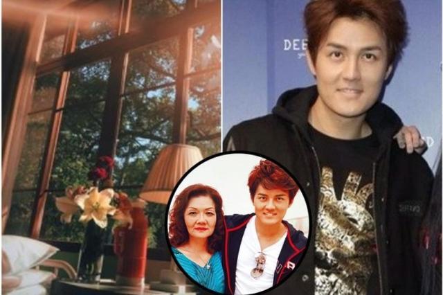 65岁母亲去世 吴克群发文悼念:谢谢让我当你儿子