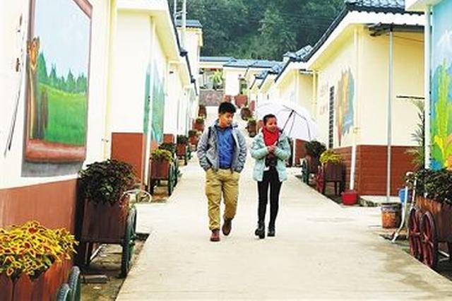 白沙白准村打造乡村民宿 助群众脱贫致富