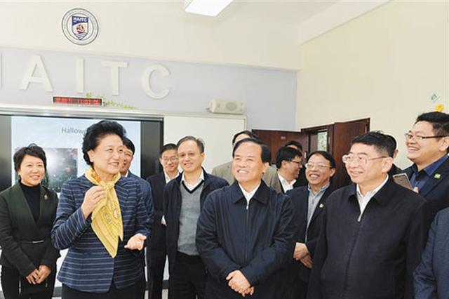 刘延东在海南考察: 助力建设美好新海南