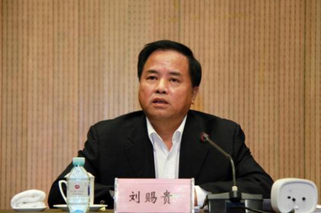 刘赐贵:精心细致做好疏导 确保安全温暖送走旅客