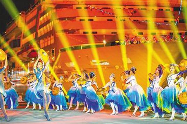春晚海南特别节目亮相央视 舞蹈演员表现获赞(图)