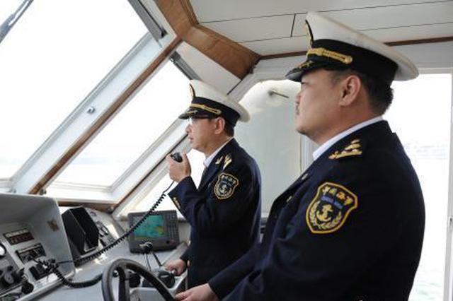 海南海事局多措并举确保节日旅客安全过琼州海峡
