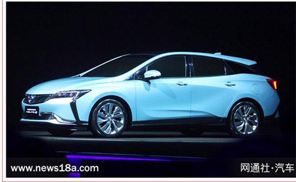别克发布2款新能源车 或年内上市