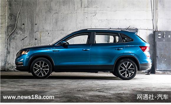 斯柯达全新小型SUV将亮相 预计6月份上市