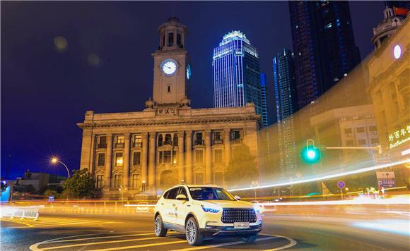 城市SUV新选择 动态体验全新猎豹Mattu