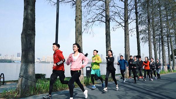 首届全国大学生马拉松月底在武汉东湖绿道开跑