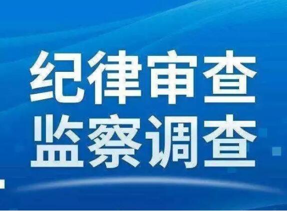 武汉江夏区副区级干部刘平接受纪律审查和监察调查