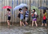 气象预警:湖北局部将有暴雨