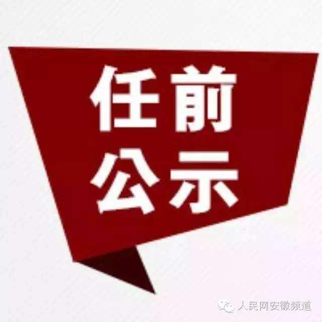 宜昌两干部任前公示 陈华拟任宜昌市招商局党组书记