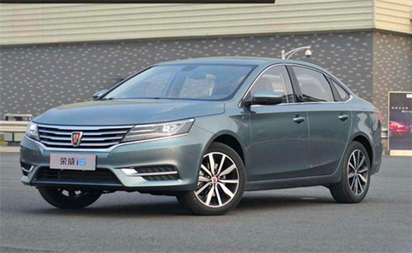 不输合资 荣威i6-1.0T车型上海车展上市