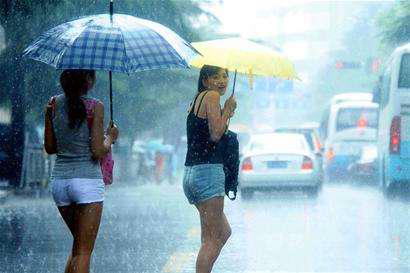 武汉今明多云局部阵雨 周五有中到大雨来袭