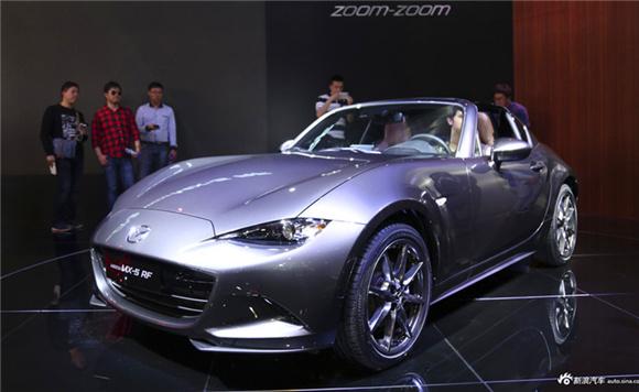 一汽马自达将推两款进口新车 含7座SUV