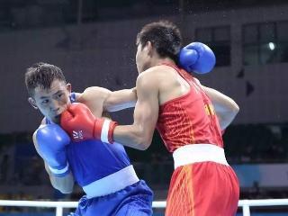 文银杭挺进全运会拳击决赛 有望为湖北斩首金