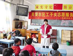 """入学卡在居住证上 武汉""""流动花朵""""办证要趁早"""