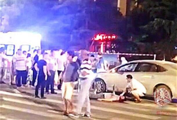 鄂州司机酒驾撞倒4人致3死1伤 两人系上市公司高管