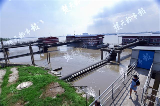 329.7万吨!武汉日供水量再创历史新高