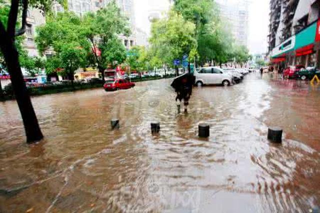 湖北本月可能出现局域性区域性暴雨洪水