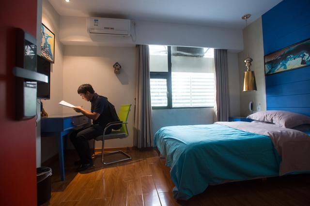 武汉首批交付人才公寓开放看房 环境舒适配置齐全