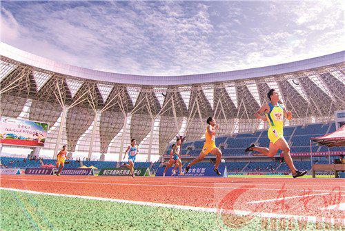 湖北省十五运会筹备最后冲刺 十六运会候选城市出炉