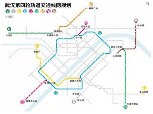 武汉地铁10号线宣告取消