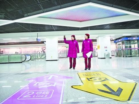 武汉地铁2号线全线换乘攻略