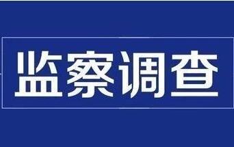 湖北省未成年犯管教所所长冯卫国接受监察调查