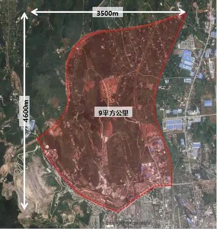 从概念上讲,长宁新城有狭义和广义之分。