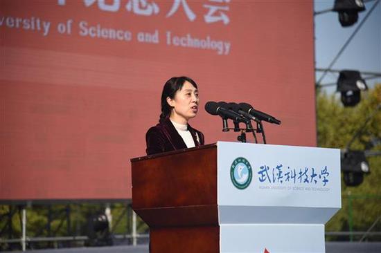湖北省人民政府副省长陈安丽